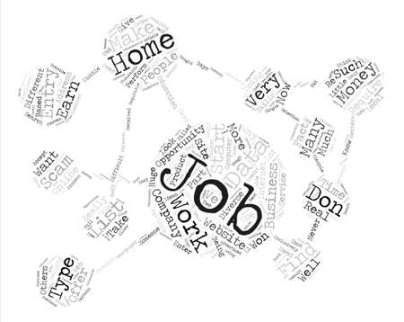 legitimate: Legitimate data entry jobs text background word cloud concept