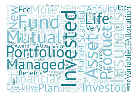 scandals: Investment Scandals Scams What s Next text background wordcloud concept