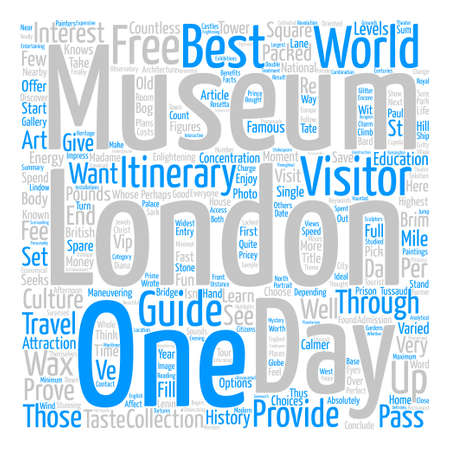 Paris New Itineraries for a Fresh View Part I text background wordcloud concept