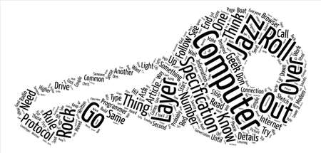 Overview of HTTP text background word cloud concept