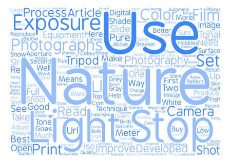 Photos text background word cloud concept