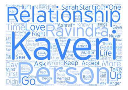 introducing: Relationship Saver text background word cloud concept