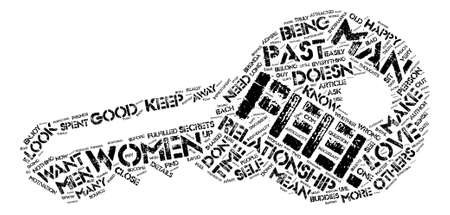 secrets men keep and why you should let them text background word cloud concept