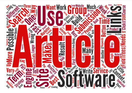 nirvana: So You Wrote an Article But Nobody Read It text background wordcloud concept