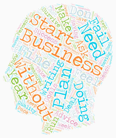Ask Don t Tell Leadership Why Do I Need A Business Plan text background wordcloud concept
