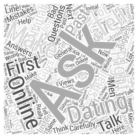 initial: Ask the Right Questions First Word Cloud Concept