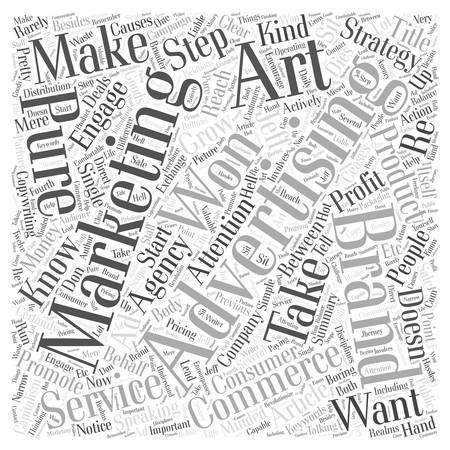 Be Single Minded Word Cloud Concept