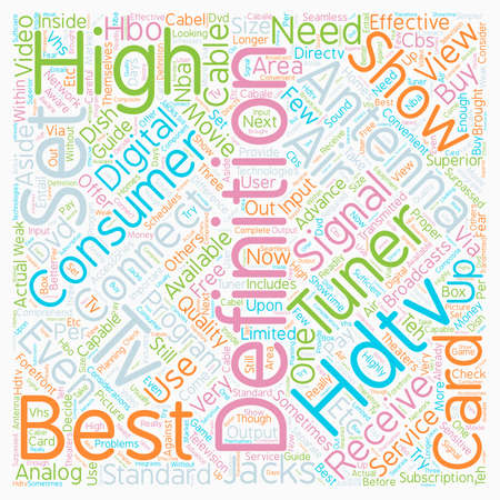 best hdtv antenna 1 text background wordcloud concept