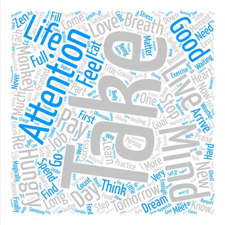 Doctor do I have to wear this CPAP for the rest of my life text background word cloud concept