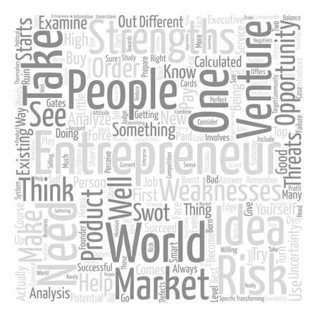 Entrepreneurs ll text background word cloud concept