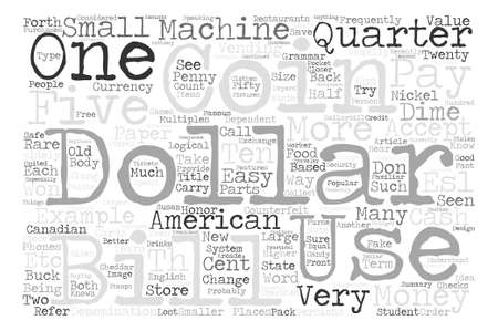 cloud based: Understand American Money Word Cloud Concept Text Background