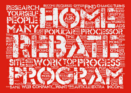 Louisiana Home Energy Rebate Option HERO Word Cloud Concept Royalty ...