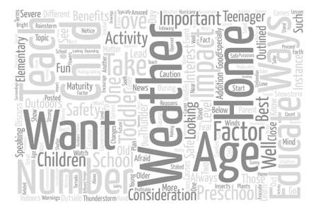 want weater age home text background word cloud concept