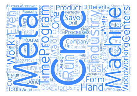 praised: metal CNC machine Word Cloud Concept Text Background