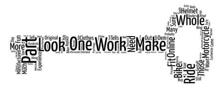 discovered: work Ride Word Cloud Concept Text Background