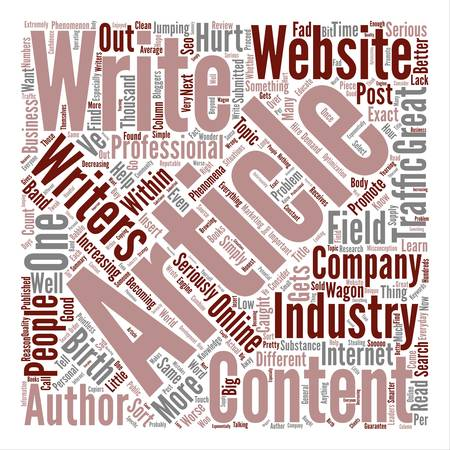 article writing: I am an AUTHOR Is this the next big fad text background word cloud concept