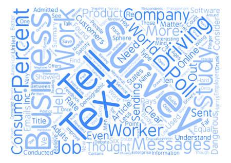 Surveys Matter text background word cloud concept
