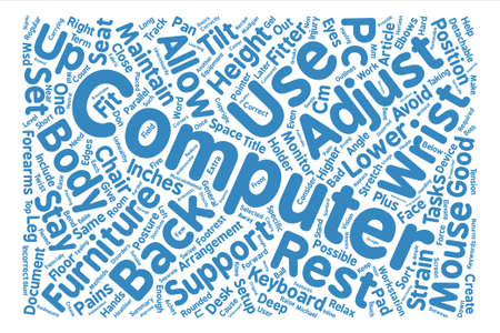 peripherals: The Facts Of USB And USB Cables Word Cloud Concept Text Background Illustration