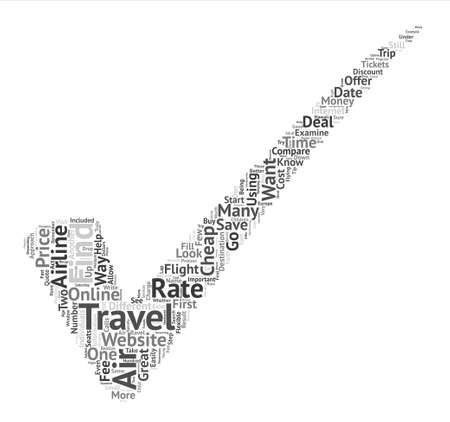 A dog highland terrier west text background word cloud concept. Illustration