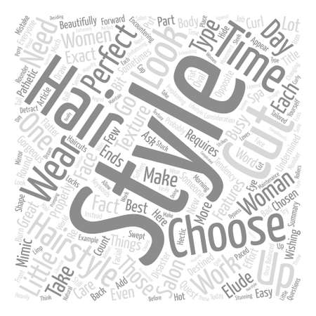 Different Keywords for Different Folks in Home Business Word Cloud Concept Text Background