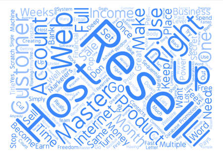 How To Make Full Use Of Your Master Resell Rights Product Word Cloud Concept Text Background