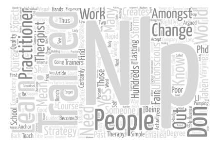 I Love Nlp But I m Not A Nerd text background word cloud concept