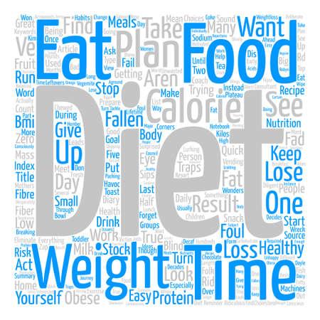 Wenn niemand sieht, dass Sie es essen, gibt es Null Kalorien Word Cloud Konzept Text Hintergrund