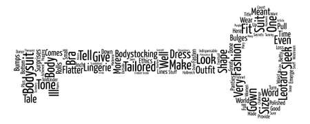 make summary: The Bodysuit Word Cloud Concept Text Background