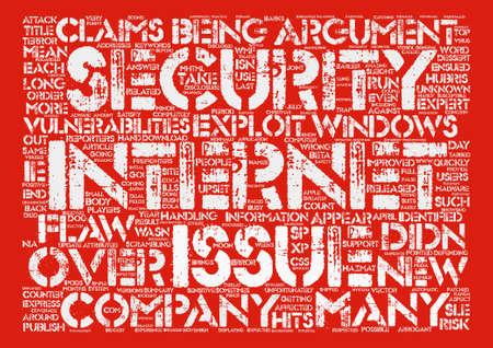 Hubris Word Cloud Concept Text Background Illustration