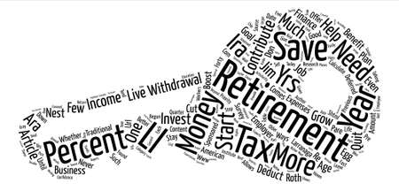quit: Retirement Why Quit for Good When You Can Quit for the Better text background word cloud concept Illustration
