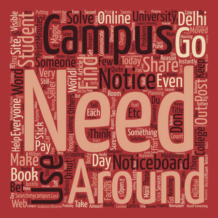 Share It And I Bet You Will Find It SearchMyCampus Word Cloud Concept Text Background
