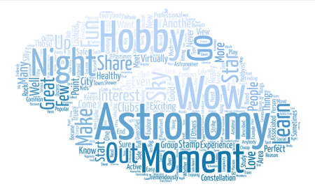 The WOW Hobby text background word cloud concept