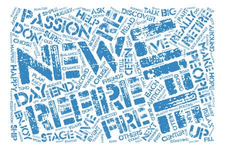 Let s Refire Together text background word cloud concept Çizim
