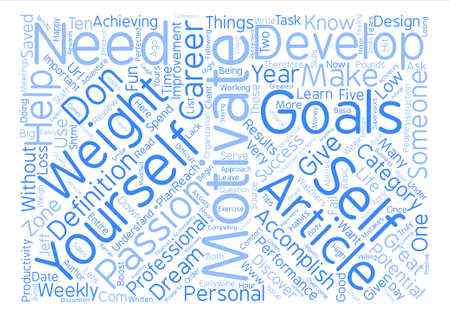 How To Be Motivated Without A Motivator text background word cloud concept Illustration