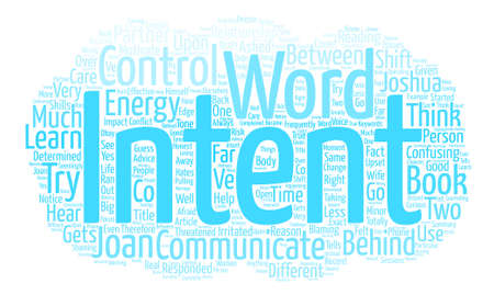What You Say What People Hear Word Cloud Concept Text Background