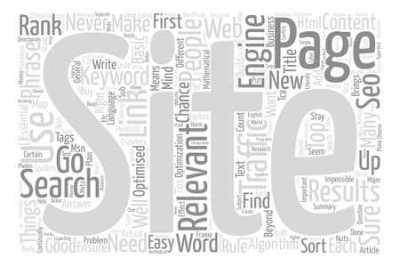 Top Tips For SEO text background word cloud concept