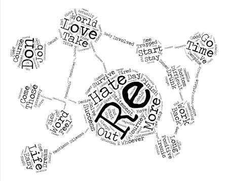 said: How To Start Survive And Finish Your Journey To Super Success text background word cloud concept Illustration