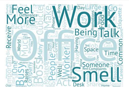 Meest voorkomende werkgever Klachten tekst achtergrond woord wolk concept