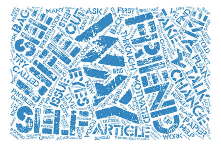 You Can t See Your Own Eyes text background word cloud concept