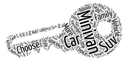 How To Choose A Spacious Car text background word cloud concept