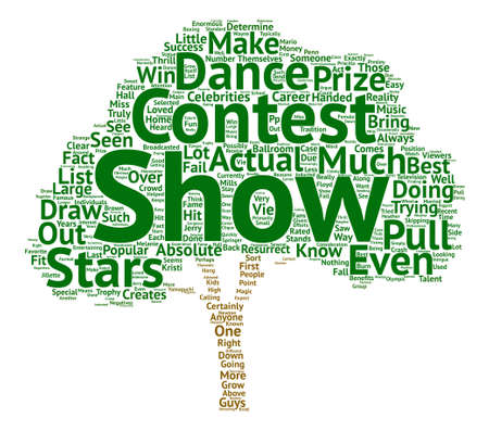 Win or Fail text background word cloud concept Illustration