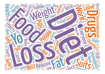 developed: Which Diet Suits You Best Word Cloud Concept Text Background