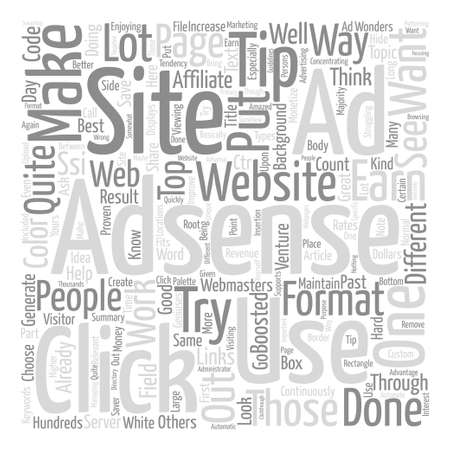 affiliates: Why Of The Affiliates Make Of The Sales text background word cloud concept