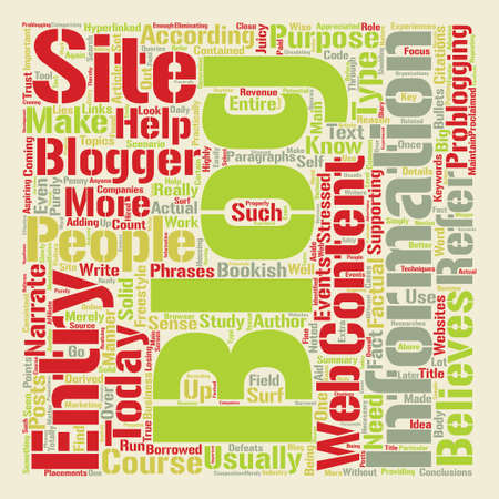 bookish: Why You Can Trust Blog Sites Today text background word cloud concept