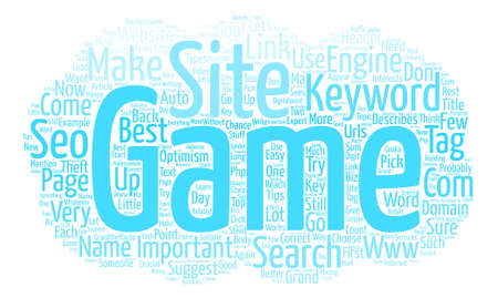 How To Seo For Beginners Word Cloud Concept Text Background