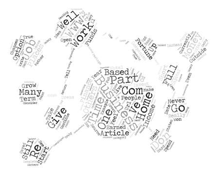 So Where Do You Fit In text background word cloud concept