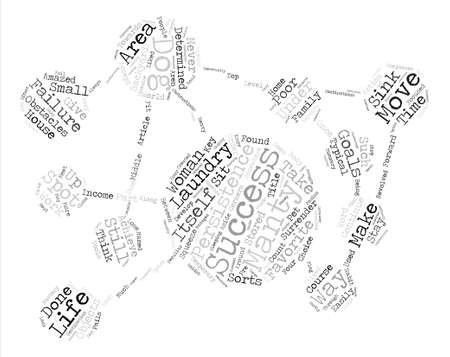Persistence is Key Word Cloud Concept Text Background