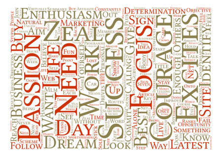 What do you need to do to be successful Word Cloud Concept Text Background