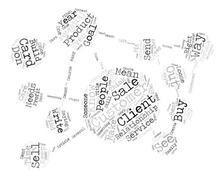 Do You Know How To Keep Customers text background word cloud concept