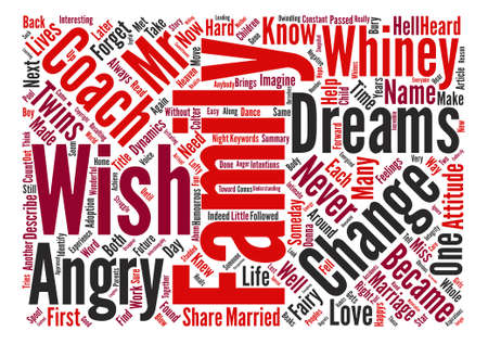 became: The Marriage Made In Heaven became Hell and back again text background word cloud concept